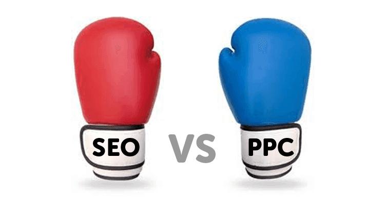 Pay-per-click (PPC) vs organic SEO